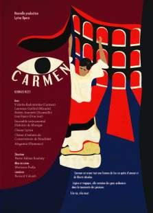 Carmen - Lyrica opéra